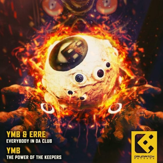 YMB & eRRe - Everybody In Da Club / YMB - The Power Of The Keepers