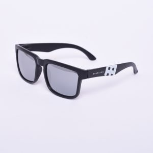 SUNGLASSES DRUMATCH BLACK MIRROR