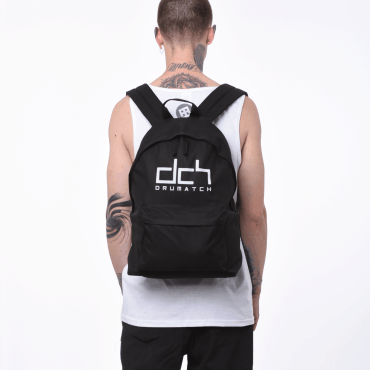 BACKPACK DRUMATCH DCH BLACK