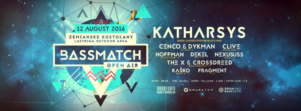 Bassmatch Open Air 2016 with Katharsys