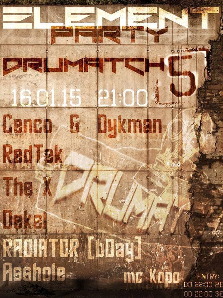 Drumatch 5