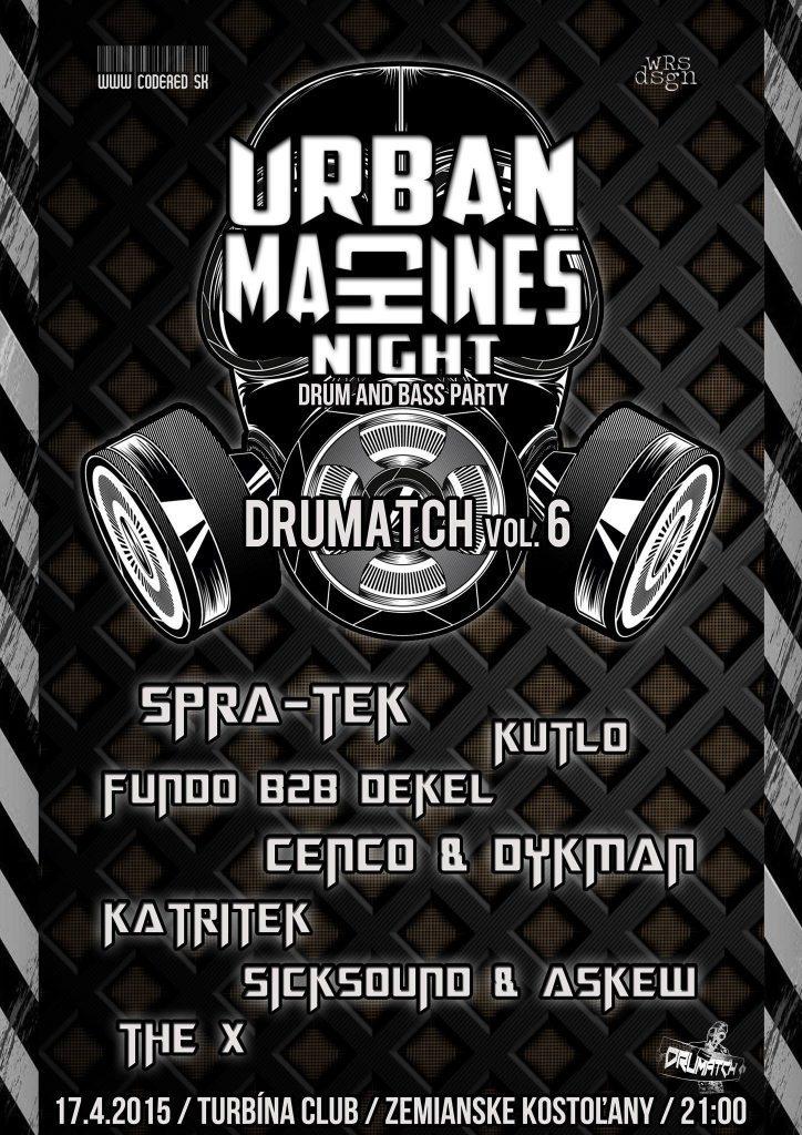 Drumatch Machines 6