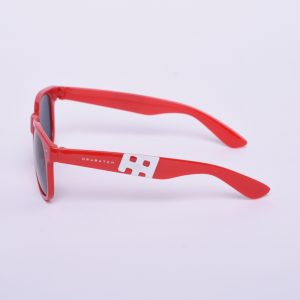 SUNGLASSES DRUMATCH RED