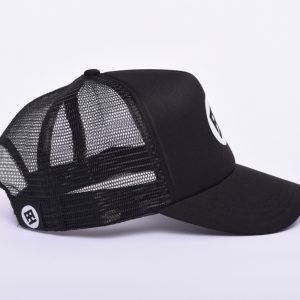TRUCKER DRUMATCH BLACK