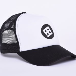 TRUCKER DRUMATCH BLACK & WHITE