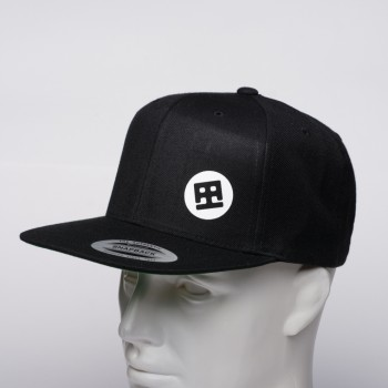 SNAPBACK DRUMATCH BLACK & WHITE